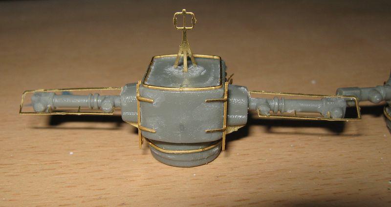 Entfernungsmesser Schlachtschiff : Schlachtschiff bismarck von amati seite