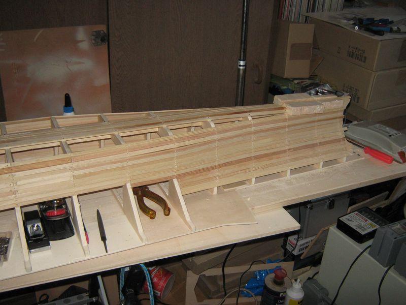 Baubericht Flugzeugträger CVN 65 im Maßstab 1/200 nach eigener Planung - Seite 2 Enterprise%20015