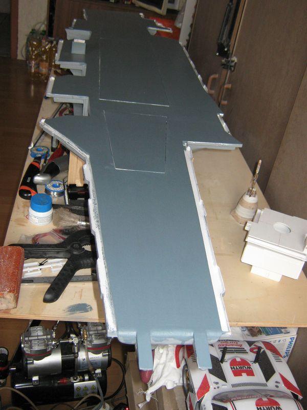 Baubericht Flugzeugträger CVN 65 im Maßstab 1/200 nach eigener Planung - Seite 11 Enterprise%20131