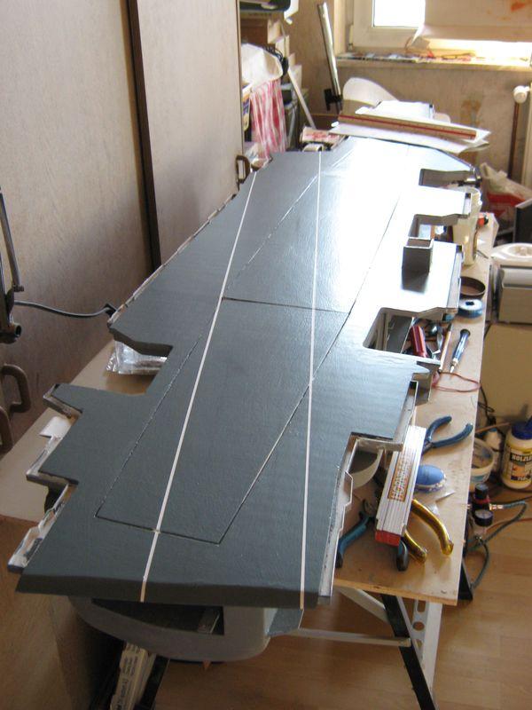 Baubericht Flugzeugträger CVN 65 im Maßstab 1/200 nach eigener Planung - Seite 11 Enterprise%20135