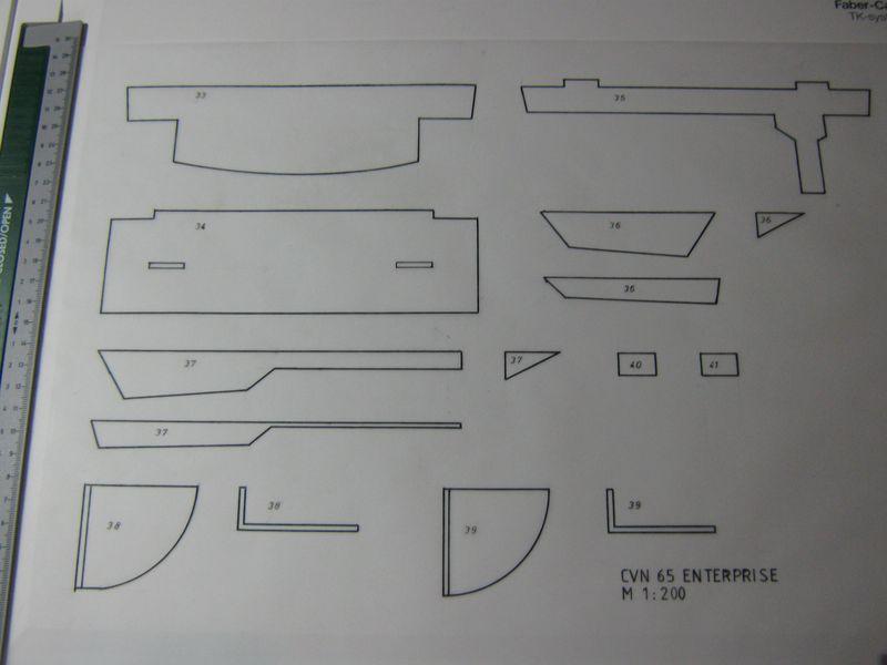 Planung des Flugzeugträgers CVN 65 Enterprise 1/200. Enterprise%20022