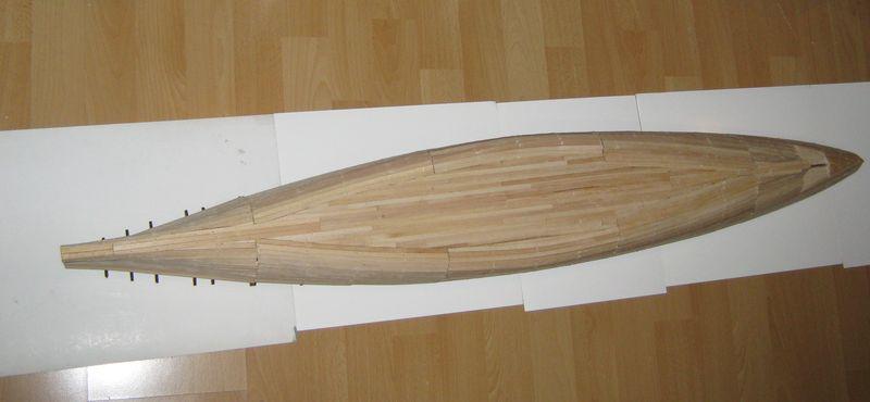 Bau der Tirpitz aus der Hachette Bismarck Heftserie 1/200 - Seite 2 Tirpitz%20025