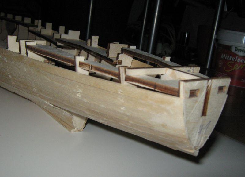 Bau der Tirpitz aus der Hachette Bismarck Heftserie 1/200 - Seite 2 Tirpitz%20032