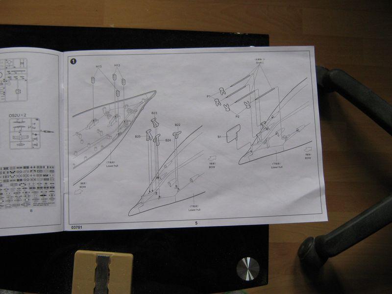Vorstellung USS Arizona von Trumpeter in 1/200 Arizona%20005