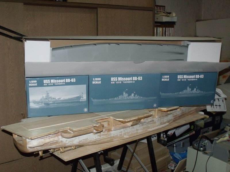 Vorstellung USS Missouri von Trumpeter in 1/200 Missouri%20002