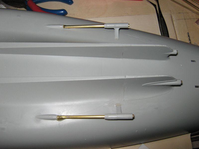 Bau der Missouri von Trumpeter in 1/200 Missouri%20044