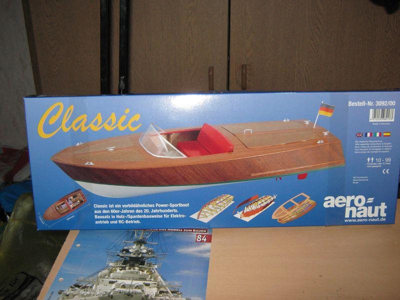 Classic Sportboot von Aeronaut ohne Maßstab Classic%20001
