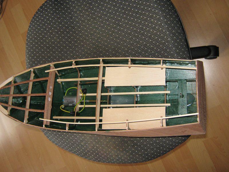 Classic Sportboot von Aeronaut ohne Maßstab Classic%20015