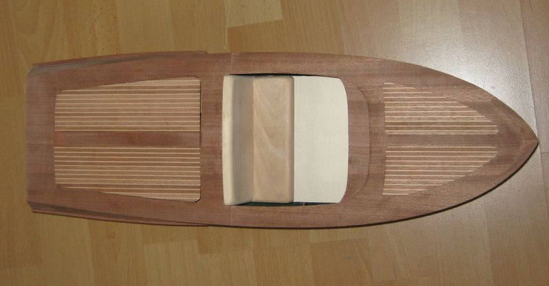 Classic Sportboot von Aeronaut ohne Maßstab Classic%20021
