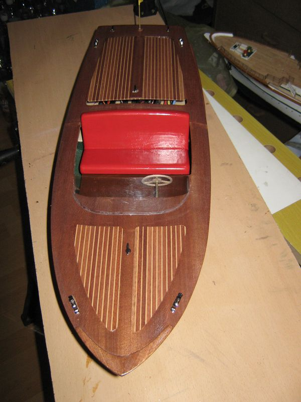 Classic Sportboot von Aeronaut ohne Maßstab Classic%20022